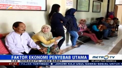 Angka Perceraian di Indramayu Paling Tinggi di Indonesia