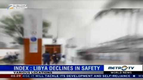 Index: Libya Declines In Safety