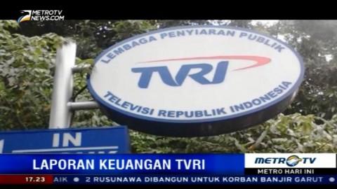 Jokowi Surati TVRI Terkait Kerugian Negara Rp400 M