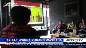 924 Warga di Kalimantan Barat Terinfeksi Rabies