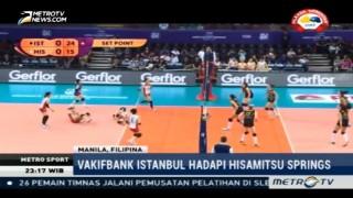 Tim Voli Putri Turki Kalahkan Jepang 3-1