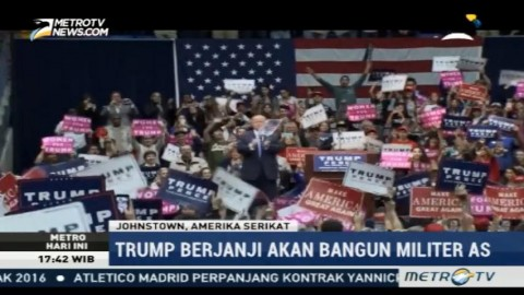 Trump Sebut Filipina Benci Obama