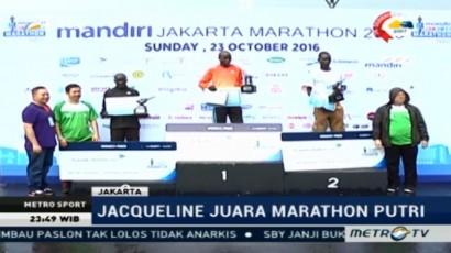 Hasil Lengkap Jakarta Marathon 2016