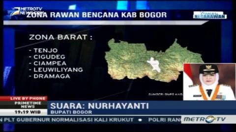 Bupati Bogor Siapkan Langkah Antisipatif Hadapi Bencana