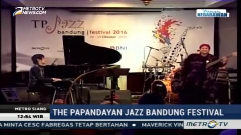 TP Jazz Bandung Festival Gelar Pasar Jazz di Cimanuk Ballroom