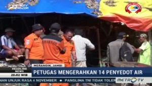 BNPB Siapkan Rp200 Juta untuk Evakuasi 11 Penambang Emas di Merangin