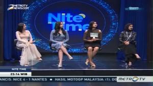 Farhan Uji Wawasan Para Puteri Indonesia di Game Benar atau Salah
