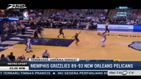 Memphis Menang atas Pelicans di Babak <i>Overtime</i>