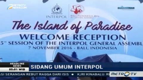 Kapolri Tito & Menteri Susi akan Jadi Pembicara di Sidang Interpol