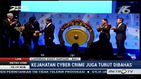 Sidang Interpol Bahas Terorisme Hingga Kejahatan Siber