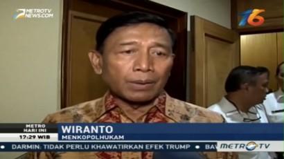 Wiranto Minta Masyarakat Tak Terprovokasi Isu Demo 25 November
