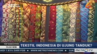 Mengembalikan Kejayaan Tekstil Indonesia (1)
