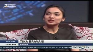 Pengalaman Tika Bravani Memerankan Fatmawati