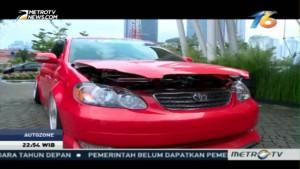 Modifikasi Elegan Toyota Corolla Altis