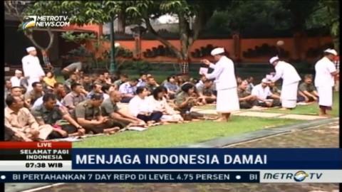 Gelaran Doa Bersama di Tiga Titik Wilayah Jakarta