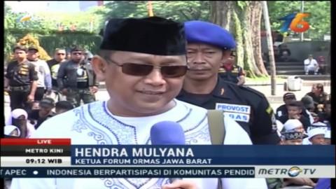 Forum Ormas, LSM dan Komunitas Jabar Gelar Istighosah di Bandung