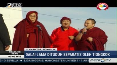 Dalai Lama Temui Umat Buddha di Mongolia