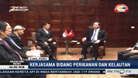 Indonesia Ajak Vietnam Kerja Sama Bidang Perikanan dan Kelautan