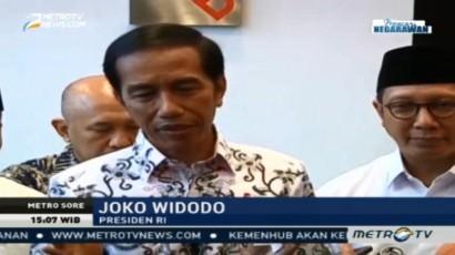 Jokowi Berkomitmen Terus Perhatikan Kesejahteraan Guru
