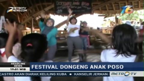 Festival Dongeng Anak Poso
