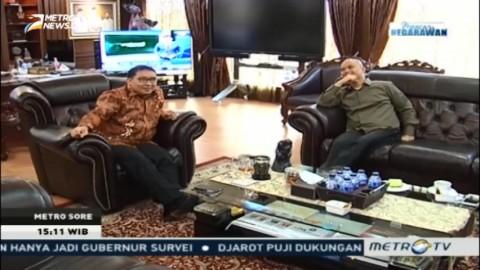 Ahmad Dhani Kunjungi Fadli Zon Bahas Kasus Dugaan Penghinaan Presiden