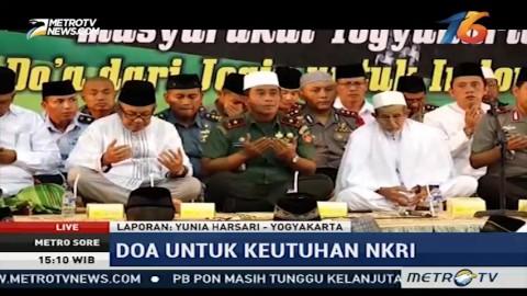 'Doa dari Yogya untuk Indonesia' Diikuti Ribuan Peserta