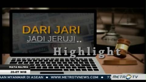 Highlight Mata Najwa: Dari Jari Jadi Jeruji