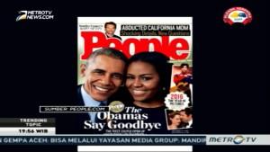 Obama dan Michelle Ada di Sampul Majalah People