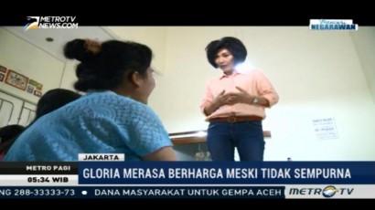 Lahir Karena Gagal Digugurkan, Gloria Kini Jadi Aktivis Anti-Aborsi