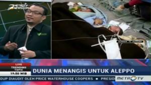 Dompet Dhuafa Beri Bantuan Ambulans untuk Aleppo