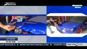 Trik Merubah Warna Mobil dengan Teknik <i>Wrapping</i>