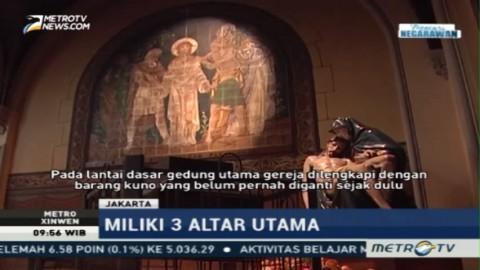 Gereja Bersejarah di Jakarta