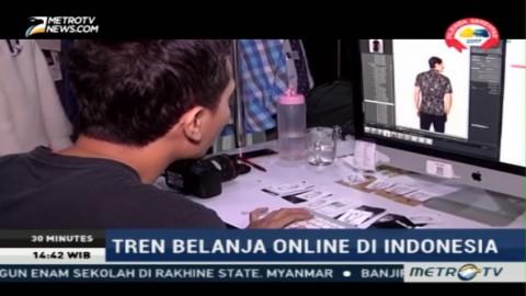 Tren Belanja Online di Indonesia