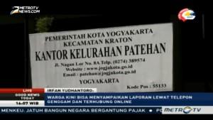 Kelurahan Online Hadir di Patehan untuk Optimalkan Pelayanan