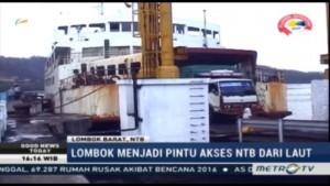 Lombok Bangun Pelabuhan Bertaraf Internasional