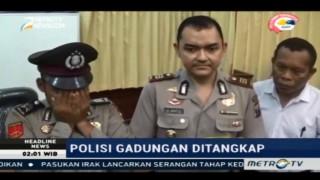Polisi Gadungan di Surabaya Diciduk Usai Resepsi Pernikahan