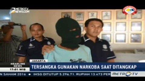 Polisi Ringkus Penghina Presiden dan Kapolri di Cilincing