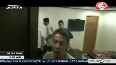 Anggota DPRD Lampung Tertangkap Pesta Sabu