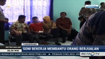 Dua Anak Terlantar di Tangerang Dirawat Dinas Sosial