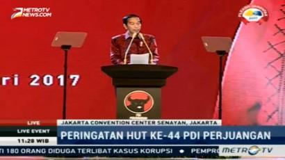 Jokowi: Angka Pengangguran dan Kemiskinan Turun
