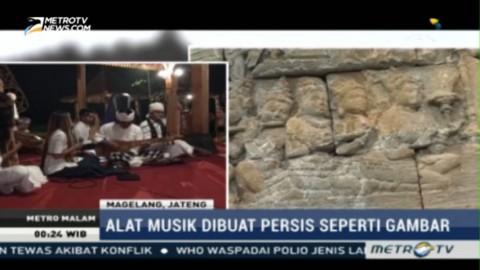 Relief Candi Borobudur Menginspirasi Musisi Tanah Air