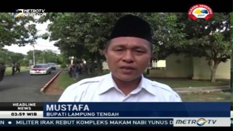 Bupati Lampung Tengah Minta Masyarakat Aktifkan Ronda Malam