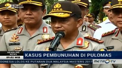 Kapolri Beri Penghargaan 87 Polisi yang Ungkap Perampokan di Pulomas