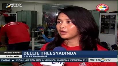 Tim Panahan Indonesia Fokus Jalani Latihan Fisik