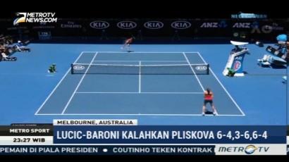 Mirjana Lucic-Baroni Lolos ke Semifinal Australia Terbuka