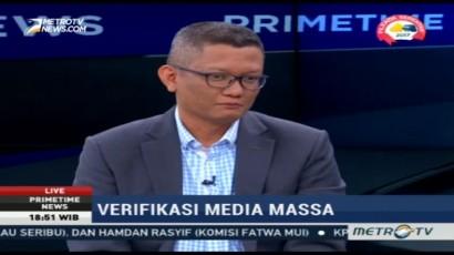 Dewan Pers: Verifikasi Media Tak Membelenggu Kebebasan Pers