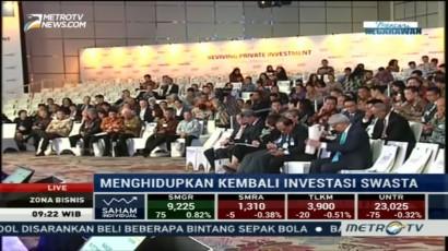 MIF 2017 Menghidupkan Kembali Investasi Swasta