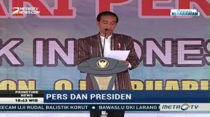 Pers dan Presiden