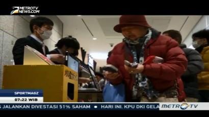 Jepang Daur Ulang Ponsel Bekas untuk Medali Olimpiade 2020