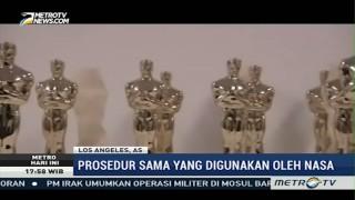 Di Balik Pembuatan Piala Oscar